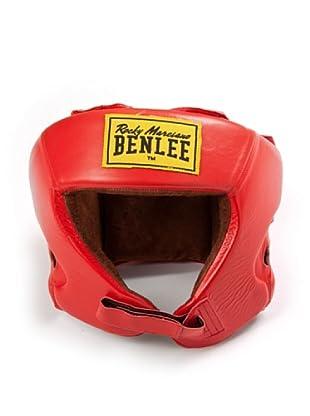 Benlee Casco Boxeo Open Face (Rojo)
