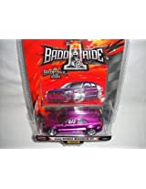1 BADD RIDE PURPLE 1:64 SCALE 2005 DODGE MAGNUM RT DIE-CAST COLLECTIBLE