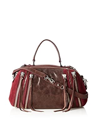 botkier Women's Ryder Satchel (Wine)