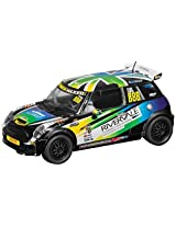 Scalextric C3606 1:32 Scale BMW Mini Cooper S Slot Car