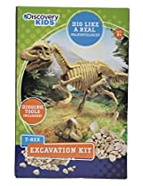 Discovery Kids Dinosaur Excavation Kit T Rex