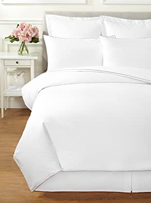 Bella Letto Milo Duvet Set (White/Grey)