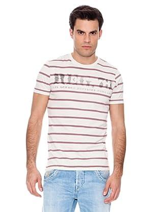 Pepe Jeans London Camiseta Bert (Tiza)