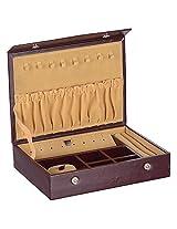 Leatherman Flat Jewellery Box - 20.5 Cms x 15.5 Cms x 4.5 Cms
