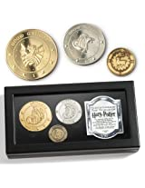 Harry Potter Gringotts Bank Coin Collection