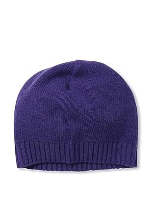 Portolano Men's Skull Cap (Plum)