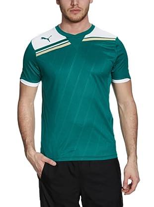Puma T-Shirt King (team green-white)