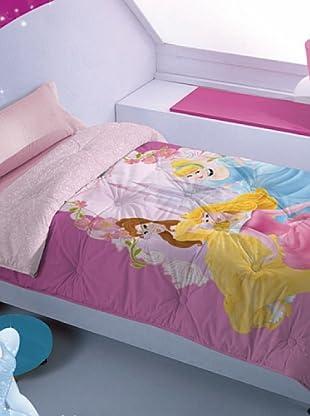 Disney Home Piumino Principesse (Rosa)