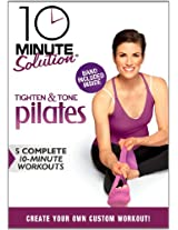 10 Ms: Tighten & Tone Pilates