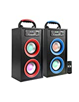 Zebronics Bluetooth Tower Speaker, Rocker BPT90RUCF with FM ,USB ,SD MMC Support