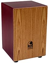 Toca CCJ-RD Colorsound Cajon, Red