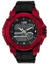 Sonata Chronograph Black Dial Men's Watch - 77027pp03