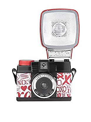 Lomography Diana Mini & Flash Love Letters, Red