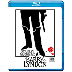 Barry Lyndon (Blu-Ray) [Import]