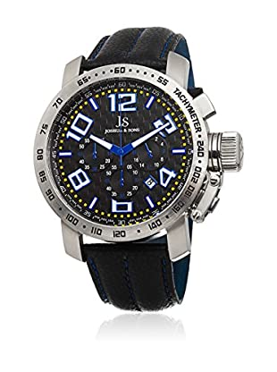 Joshua & Sons Reloj de cuarzo Man JS49BU 49 mm