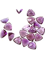 Amethyst mm Trillions (Price Per 5 Pieces) -