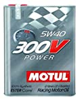 Motul 103132 Synthetic Racing Oil - 2 Liter