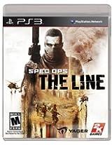 Spec Ops: The Line Fubar Pack (Asian Version) (PS3)