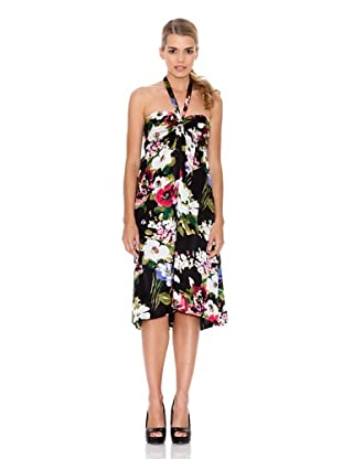 Monoplaza Vestido Matisse (Negro)