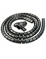 LINDY 5 Meter 25mm Diameter Spiral Cable Tidy (40581)