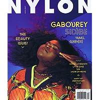 NYLON April 2017 小さい表紙画像
