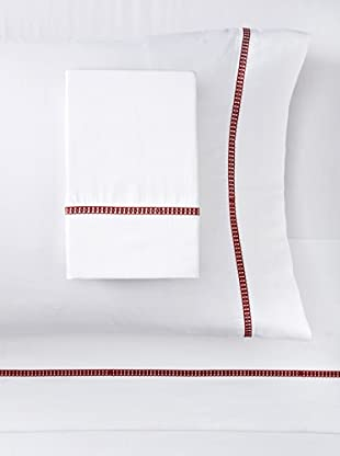 Westport Linens Circle Link Sheet Set (Spice)