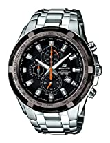 Casio Edifice EF-539D-1A9VDF (ED464) Black Watch - For Men