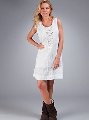 Billabong Vestido Notty (Blanco)