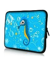 "Huado Sea Horse 11"" iPad Sleeve"