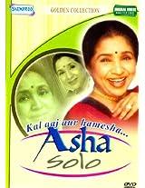 Asha Solo Kala aaj aur hamesha... (Golden Collection): Original Songs from Hindi Films (DVD) - Asha