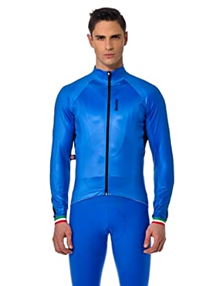 Santini Jacke Windstopper (royalblau)