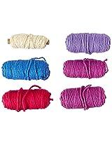 Harrisville Designs Peg Loom & Lap Loom Yarn Refill Pack Berry