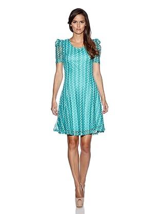 Yumi Original Kleid (Turquoise)