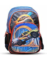 Genius How Wheels Blue School Bag (GE HW 02 V - SP)