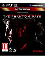 Metal Gear Solid V: The Phantom Pain (DAY ONE EDITION) For PS3