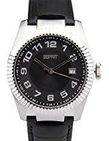 Esprit Analog Black Dial Men's Watch - 3175