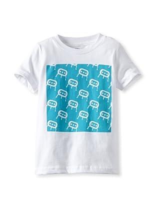 Captain Monkey Boy's The Antonio T-Shirt (White)