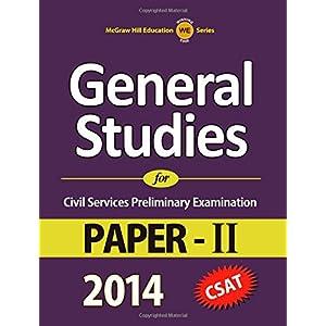 General Studies Paper II 2014