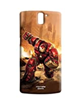 HulkBuster - Sublime Case for OnePlus One