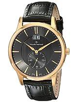 Claude Bernard Classics Analogue Black Dial Men's Watch - 64005 37R GIR