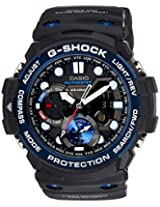 Casio G-Shock Analog-Digital Black Dial Men's Watch - GN-1000B-1ADR