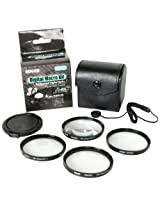 Bower FCC58C6 58mm 6-Piece Digital Macro Filter Kit