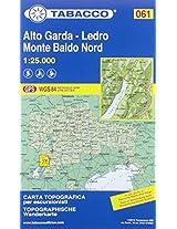 Alto Garda / Ledro 061 Monte Baldo North 2015: TAB.061