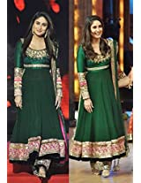 Kareena Kapoor Goes Green In Manish Malhotra On The Sets Of Jhalak Dikhla Jaa