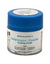 Creative Nail Retention Powder False Nails, Clear, 0.8 Ounce