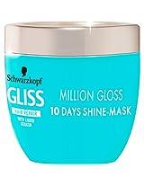 Schwarzkopf Gliss Hair Repair Million Gloss Masque for Dull Hair 150 mL