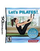 Let's Pilates - Nintendo DS