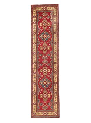 Rug Republic One Of A Kind Pakistani Kazak Rug, Red/Blue/Antique Ivory/Multi, 2' 7