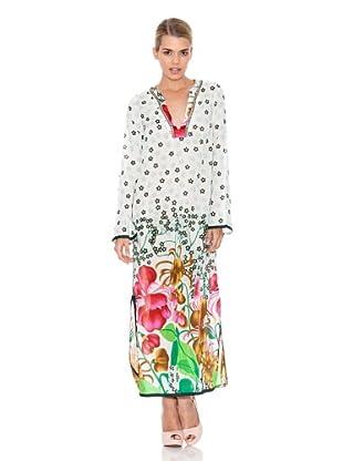Monoplaza Vestido Túnica (Fucsia)