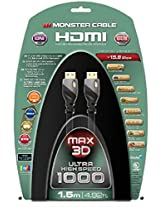Monster MAX3D HD-1.5M EU Ultra-High Speed HDTV HDMI Cable (1.5 meters)